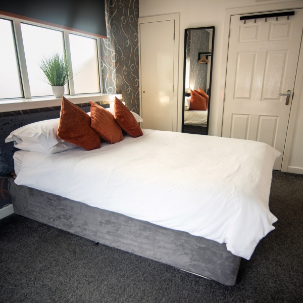 Accommodation at Kidron House Hotel, Irvine, Ayrshire